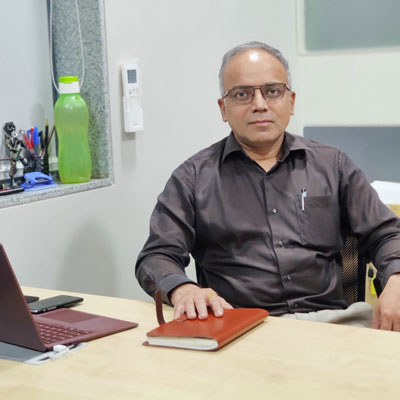 Samir Parikh (MD & CEO)